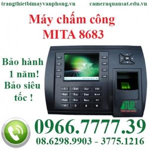 Máy chấm công MITA 8683