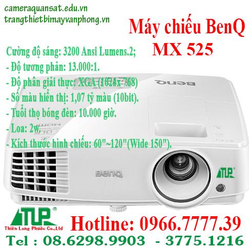 Máy chiếu BenQ MX525