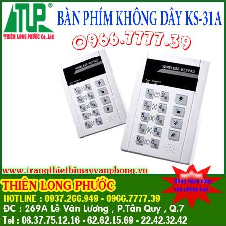bàn phím không dây KS-31A