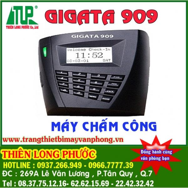 Máy chấm công GIGATA 909