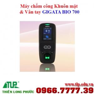 may-cham-cong-khuon-mat-GIGATA BIO 700