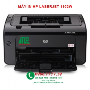 may in hp laserjet 1102W