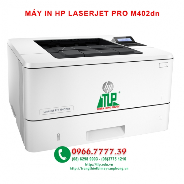 may in hp laserjet pro M402dn