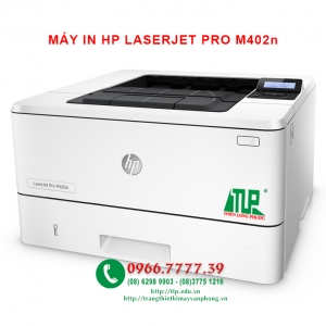 may in hp laserjet pro M402n