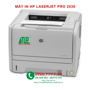 may in hp laserjet pro p2035
