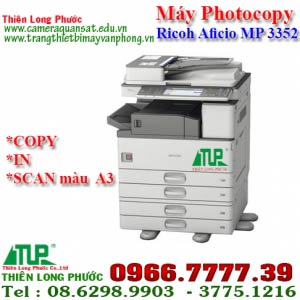 may photocopy - ricoh-afico-mp3352