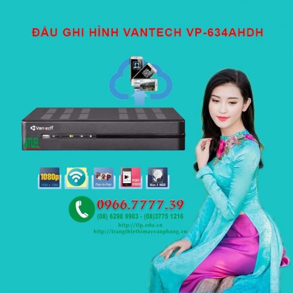 DAU GHI HINH VANTECH VP-643AHDH