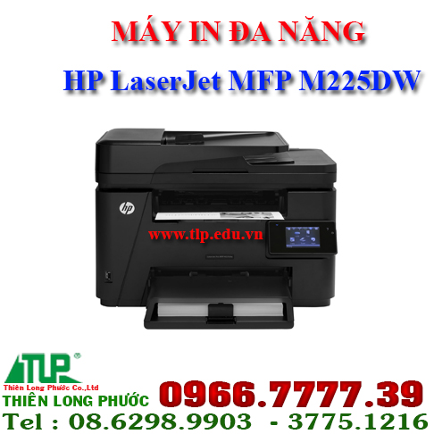 HP LaserJet MFP M225DW