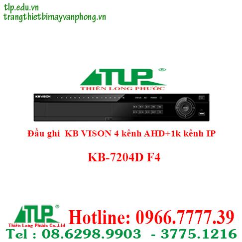 KB 7204D F4