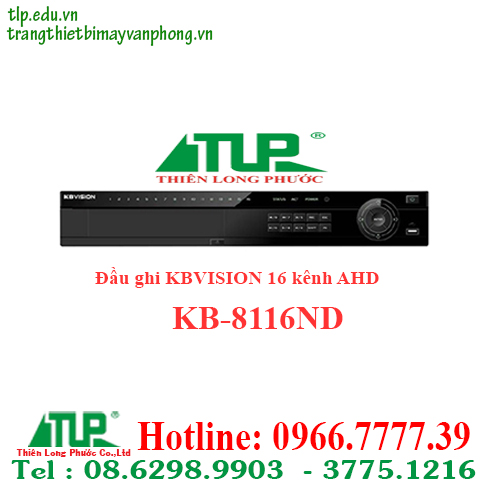KB 8116 ND