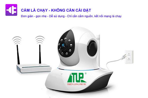 Camera IP Xoay VS-7838W