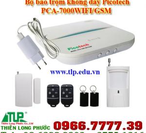 Bộ báo trộm không dây PCA-7000 WIFI/GSM 2016