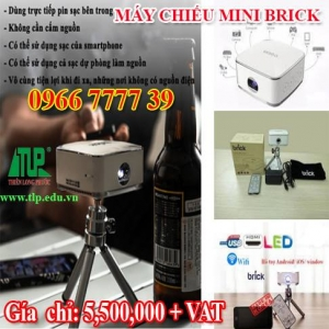 May chieu MiNi