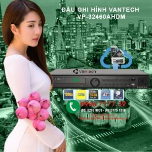 DAU GHI HINH VANTECH VP-32460AHDH